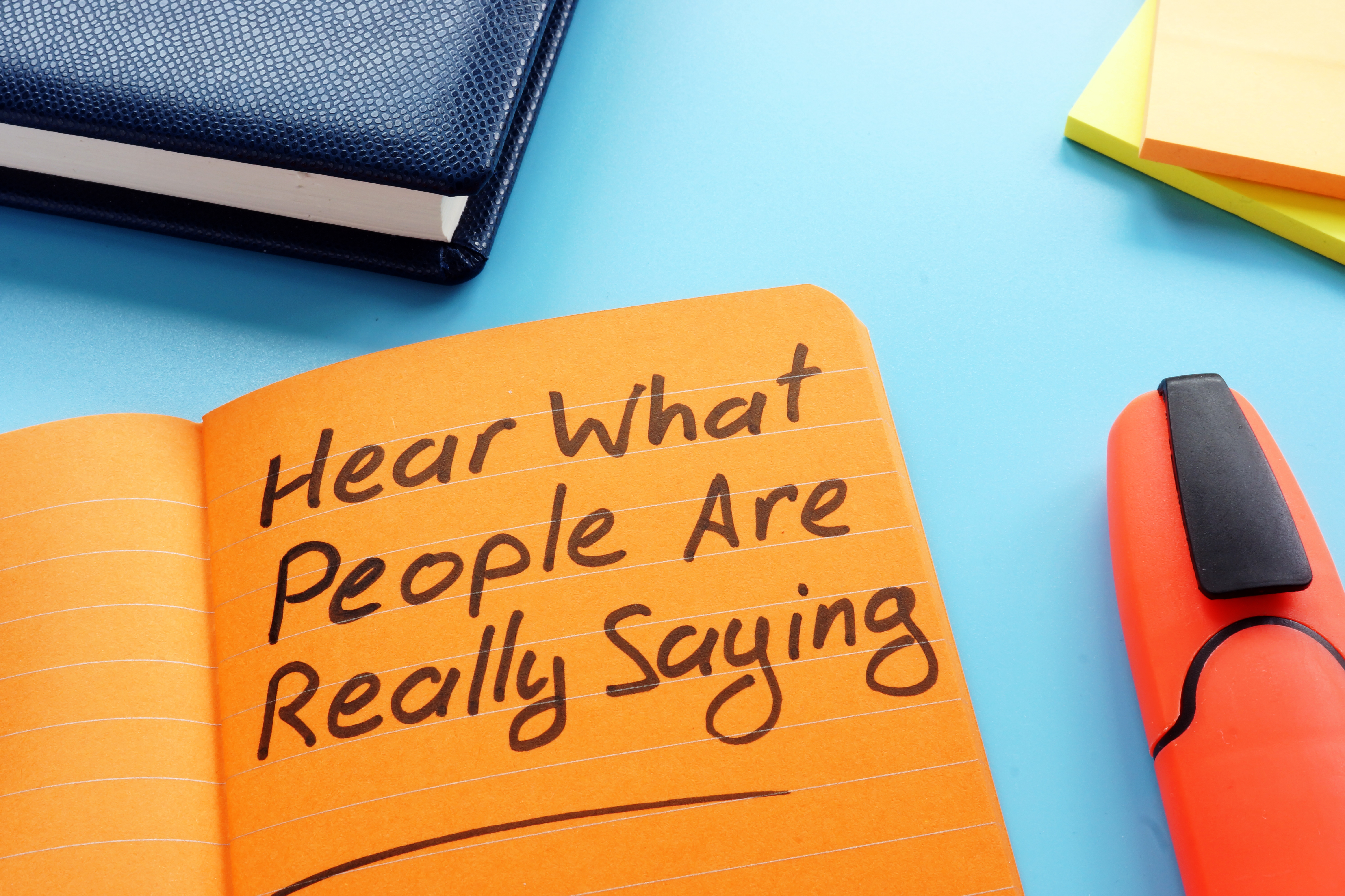 Listening Strategies as a Competitive Edge