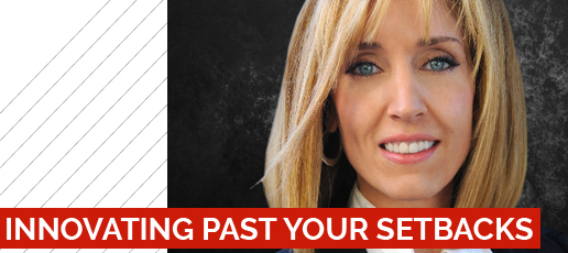 Monica Eaton-Cardone: Innovating Past Your Setbacks