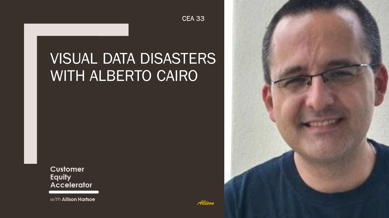 33 | Visual Data Disasters with Alberto Cairo