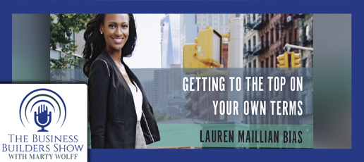 The Path Redefined With Lauren Maillian