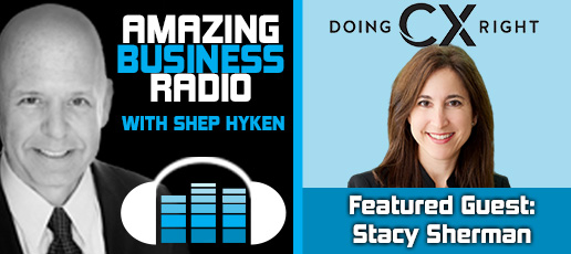 The Voice of the Customer Featuring Stacy Sherman