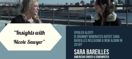 Grammy Nominated Singer and Songwriter Sara Bareilles Sold Millions of Albums Worldwide. Spoiler Alert! Will Her Next Big Hit Be in 2018?