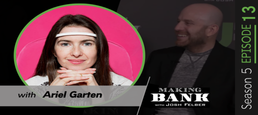 Meditation and Entrepreneurship with guest Ariel Garten  #MakingBankS5E13