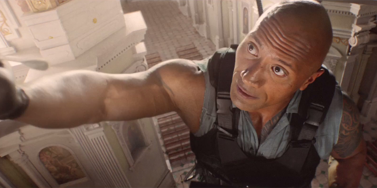 This Wild Apple Ad Shows That, Yes, The Rock Can Do Anything (With Some Help From Siri)