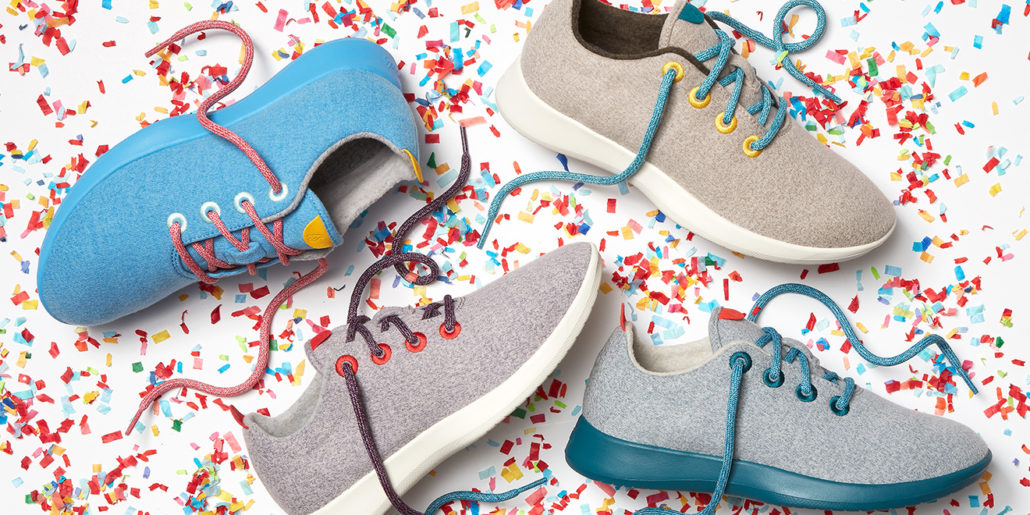 Allbirds Celebrates Its Birthday With a Limited-Edition Shoe Collection Available Only on Instagram