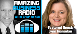 Lynn Hunsaker on How to Retain Customers So You Don't Have to Attain Them