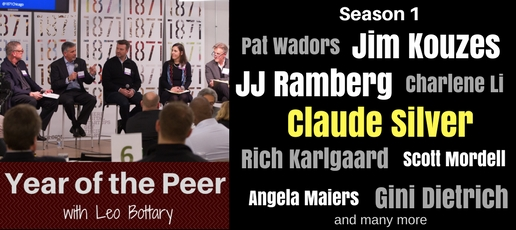 Claude Silver: Year Of The Peer Podcast (Season 1, Episode 31)