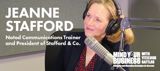 Episode 98: Take Time to Communicate – With Jeanne Stafford