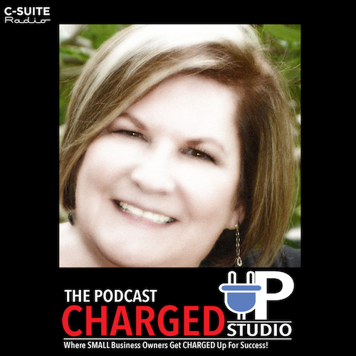 Charged Up Studio Podcast
