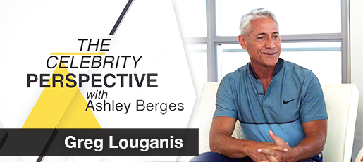 The Celebrity Perspective featuring Greg Louganis