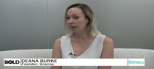 Deana Burke: 'A more social way to trade crypto'