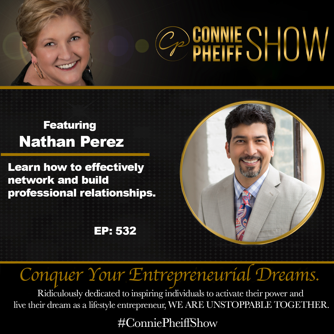 Redefining Networking and Relationship Building with Nathan Perez