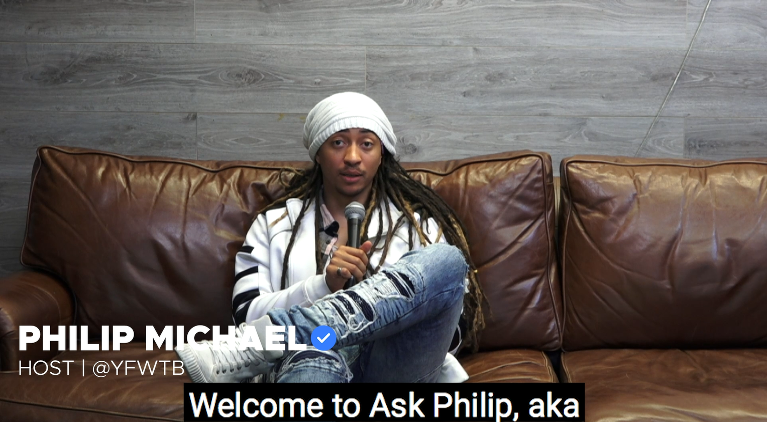 Michael: 'Ask Philip: Impending Market Crash, Doge To The Moon and Robinhood's IPO'